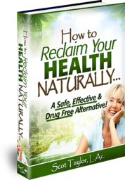 How To Reclaim Your Health Naturally
